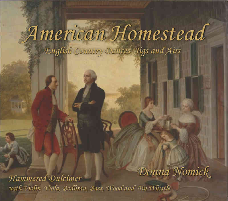 Donna Nomick: American Homestead